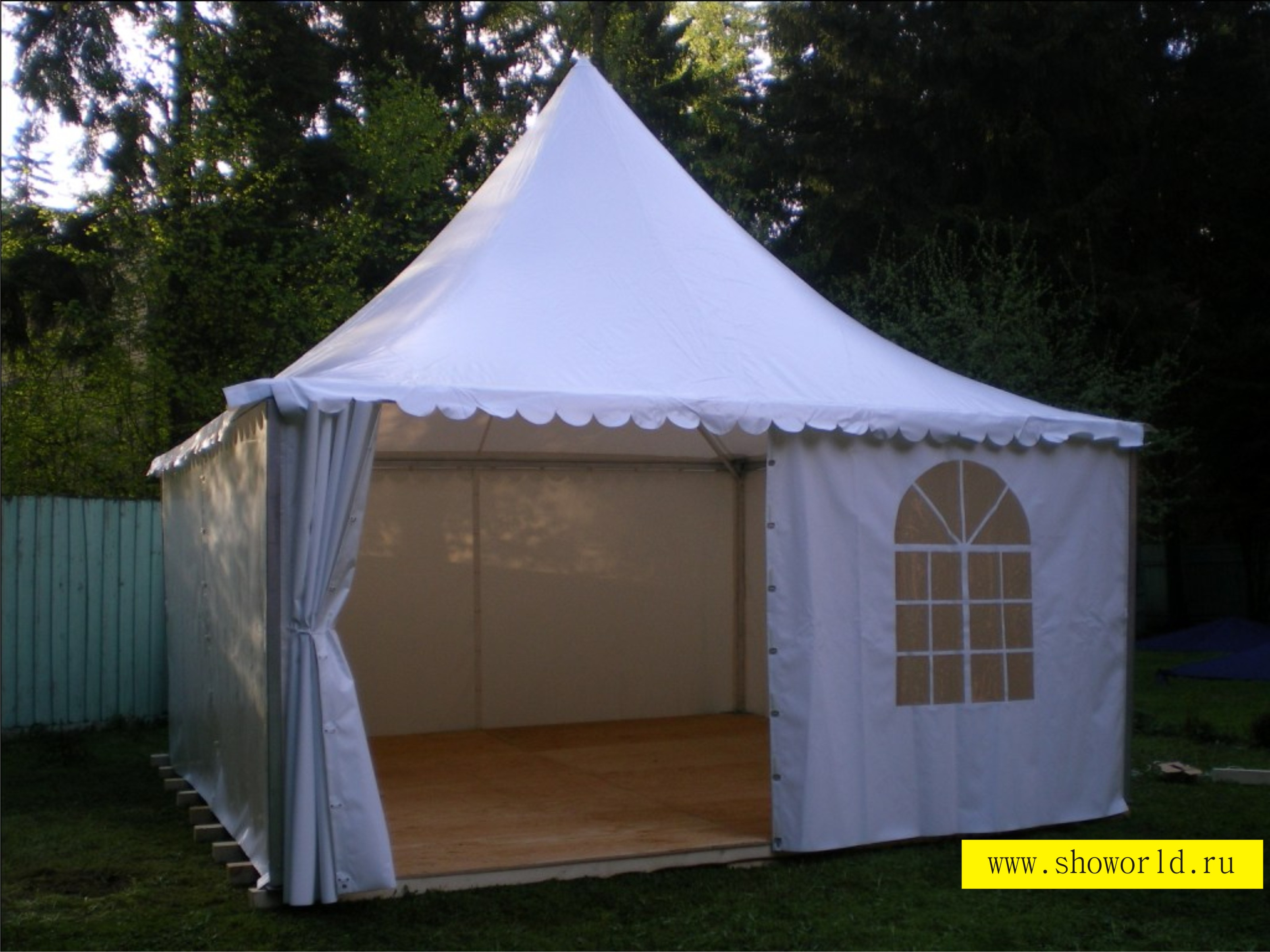 VIP шатер. Площадь 25 кв.м.